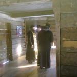 Молебен и заупокойное богослужение в Алексиевской церкви