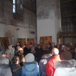 Ветераны ОВД и внутренних войск России побывали с экскурсией  в древнем храме
