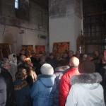 Экскурсию проводит Зажигина Светлана Ивановна (в крещении Серафима)