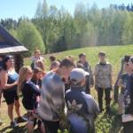 Экскурсия у Алексиевской церкви
