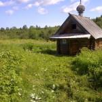 Расчищена территория у церковных построек