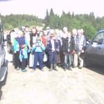 Волонтеры на Куртяево