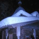 Тихвинская часовня в Куртяевской пустыни. Фото пресс-службы Никольского собора