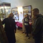 Студенты факультета журналистики САФУ побывали на экскурсии  в Никольском соборе