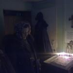 В навечерие Богоявления на месте предстоящего строительства часовни совершено Великое водоосвящение