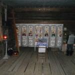 В навечерие Богоявления совершен чин Великого освящения воды в Куртяевской пустыни