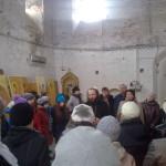 Каждую неделю наместник Никольского собора иерей Александр Шестаков проводит несколько экскурсий