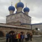 Школьники, принимавшие участие в конкурсе на лучшую презентацию о первой печатной книге, побывали на Севмаше с экскурсией